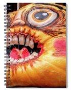 Pumpkin Contest 1 Spiral Notebook