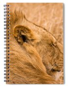 Punk Mane Spiral Notebook