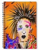 Punk Spiral Notebook