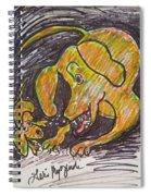 Puppy Love Spiral Notebook