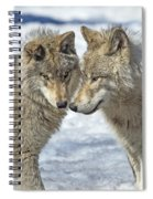 Puppy Love.. Spiral Notebook