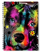 Puppy  Spiral Notebook