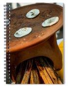 Pupusas De Comal Spiral Notebook