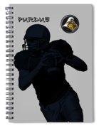 Purdue Football Spiral Notebook