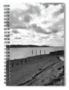 Purdy Beach Spiral Notebook