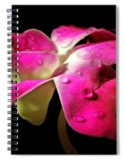 Pure Elegance Spiral Notebook