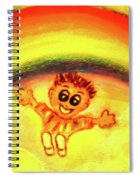 Pure Joy Spiral Notebook