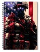 Pure Valor Spiral Notebook