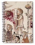 Purepecha People Spiral Notebook