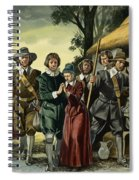 Puritans Spiral Notebook