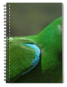 Purity Of Grace Spiral Notebook