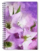 Purple Dreams Spiral Notebook