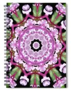 Purple Glory Spiral Notebook