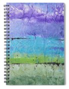 Purple Mountain's Majesty Spiral Notebook