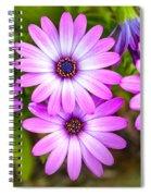 Purple Pals Spiral Notebook