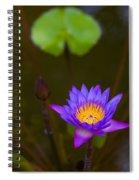 Purple Power Spiral Notebook
