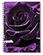Purple Seduction Spiral Notebook