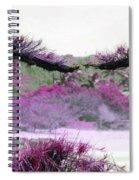 Purple Sensation Spiral Notebook