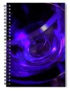 Purple Wine Spiral Notebook