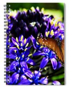 Purple World Spiral Notebook