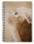 Purty Face Spiral Notebook