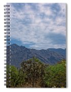 Pusch Ridge Morning H26 Spiral Notebook