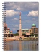 Putra Mosque Spiral Notebook