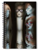 Putting Our Heads Together Spiral Notebook