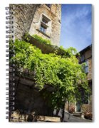 Puy L'eveque Old Stone House Spiral Notebook