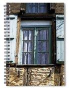 Puy L'eveque Window Spiral Notebook