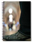 Pyth On The Floor Spiral Notebook