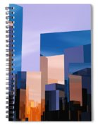 Q-city One Spiral Notebook