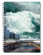 Q-city Seven Spiral Notebook