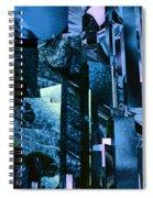Q-city Six Spiral Notebook