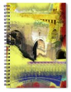 Andalucia Fever Spiral Notebook
