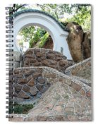 Qingdao Moon Gate Spiral Notebook
