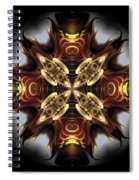 Quadrants 172067 Spiral Notebook