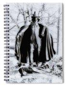 Quaker Pilgrim Spiral Notebook