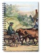 Quakers, 1776 Spiral Notebook