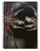 Quantum Collusion Spiral Notebook