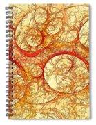 Quantum Quiver Spiral Notebook