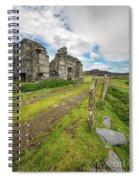 Quarry Cottage  Spiral Notebook