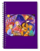 Quartet For The End Of Time Spiral Notebook