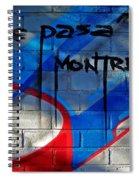 Que Pasa ... Spiral Notebook