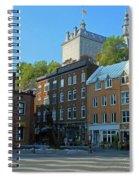 Quebec City 46 Spiral Notebook
