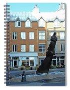 Quebec City 48 Spiral Notebook