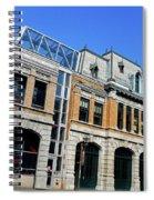 Quebec City 50 Spiral Notebook