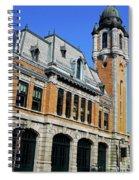 Quebec City 51 Spiral Notebook