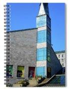 Quebec City 52 Spiral Notebook