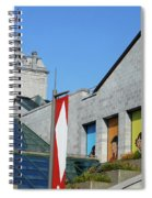 Quebec City 53 Spiral Notebook